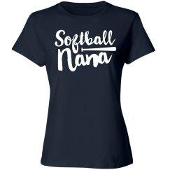 Softball nana