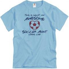 soccer aunt