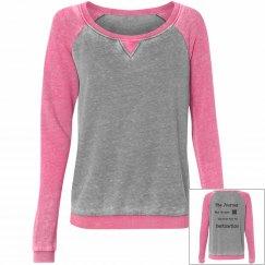 Journey Crewneck Sweatshirt
