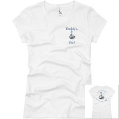 Daddy's Girl Jr. Tee