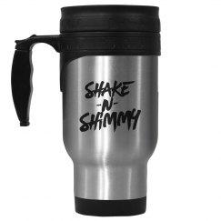 Shake N Shimmy Travel Mug