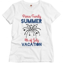 4TH of July Vacation
