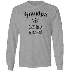Grandpa one in a million