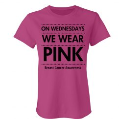 Breast Cancer Wear Pink