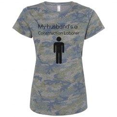 My husbands a laborer