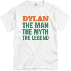 Dylan the man