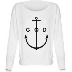 God Anchors My Soul