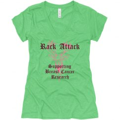 Rack Attack Tee