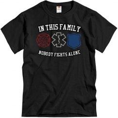Rescue Family-short