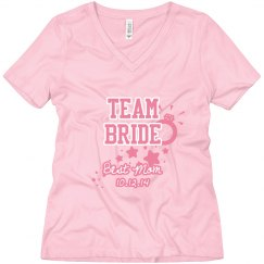 Team Bride Best Mom