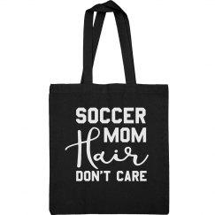 Gifts For Mom Soccer Hair Bag