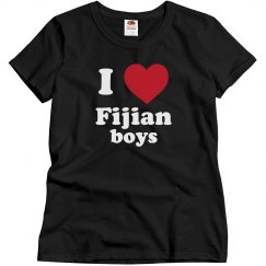 I love Fijian boys!