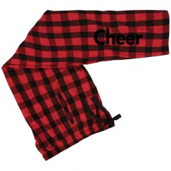 Cheer pajama pants