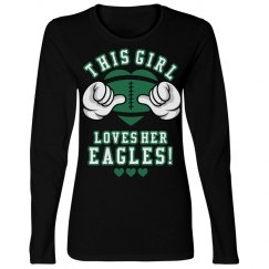 This Girl Loves Eagles