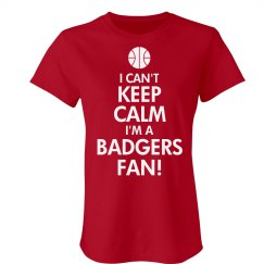 Keep Calm Badgers Madness