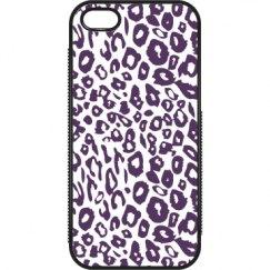 Purple Cheetah Iphone 5