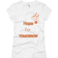 Hope orange shirt