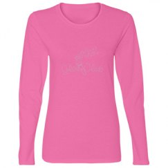 Rhinestone Long sleeve