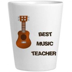 Best Music Teacher