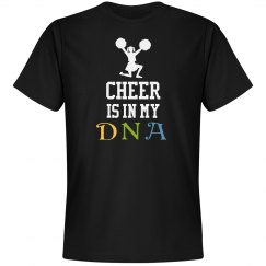 Cheer is in my DNA