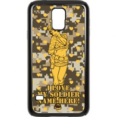 Army Love Smartphone