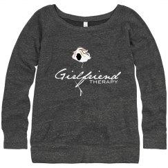 GFT Wide Neck Sweatshirt