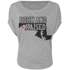 Born and Raised- MD