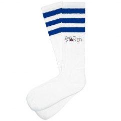 Little Ms. Stoner Knee High Socks