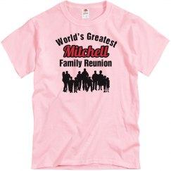 Mitchell Family Reunion