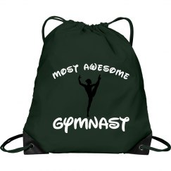 Most awesome gymnast