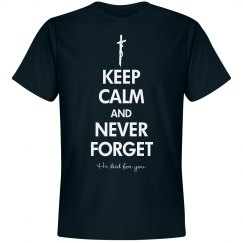 Never forget He died for you