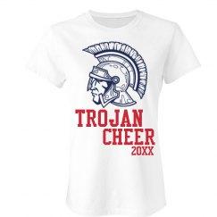 Trojan Cheer
