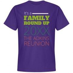 Family Reunion Roundup