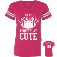 Don't Play Cute