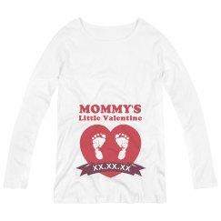 Mommy's Little Custom Valentine