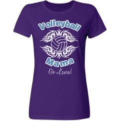 Volleyball Mom Tee