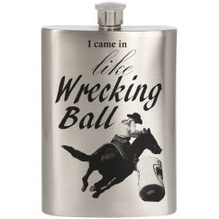 Barrel Racer: I Came In Like A Wrecking Ball