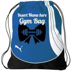 Girl's Gym Bag.