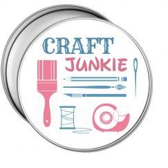 Craft Junkie Tin