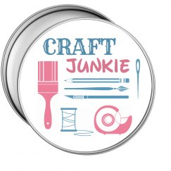 Craft Junkie Tin