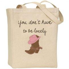 Cowgirl bag