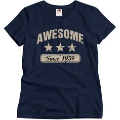 Awesome since 1959