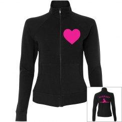 Gymnast Warm-Up Jacket