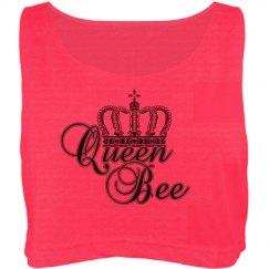 """""""Queen Bee"""" Crop Top"""