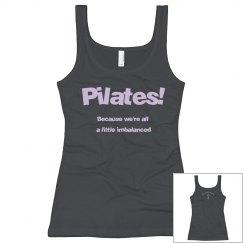 Pilates Balance!