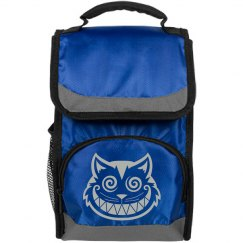 Alice Cat Smiling Lunch Cooler