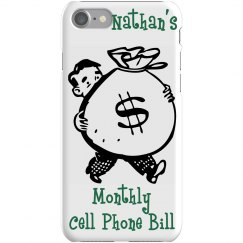 Nathan's Cell Bill Cover
