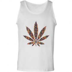 Tribal Cannabis Leaf-mens