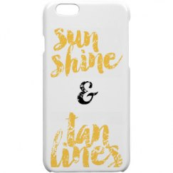 Sunshine&Tanlines