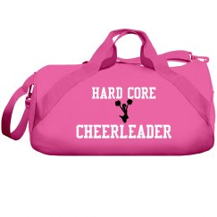 Hard core cheerleader